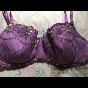 Fashion Bug Intimates & Sleepwear - Purple bra fashion bug size 38C
